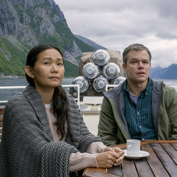 Downsizing Presents Us With a Strange Merger of Awe and Humor, and Somehow Pulls It Off.
