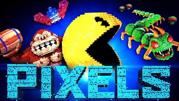 Movie Review: Pixels