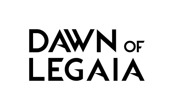 Dawn of Legaia concept font.