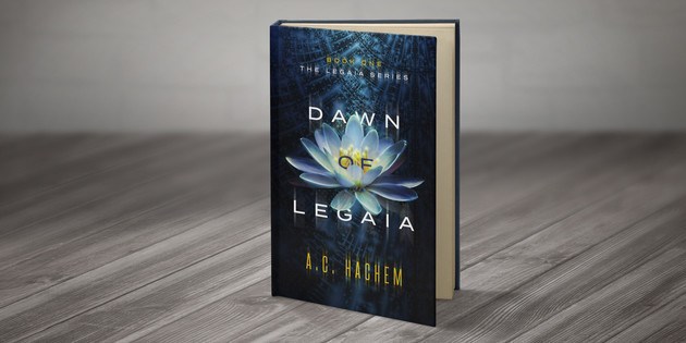 "Dawn of Legaia was Kirkus Reviews' ""Featured Indie Book Review"" today."