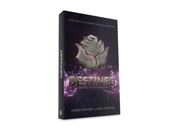 Book Review: Destined by Jordan Pinckney and Will Lenzen Jr