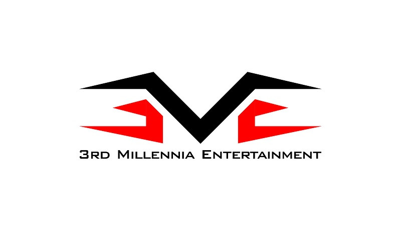 3rd Millennia Entertainment logo, a speculative fiction entertainment brand and publisher.