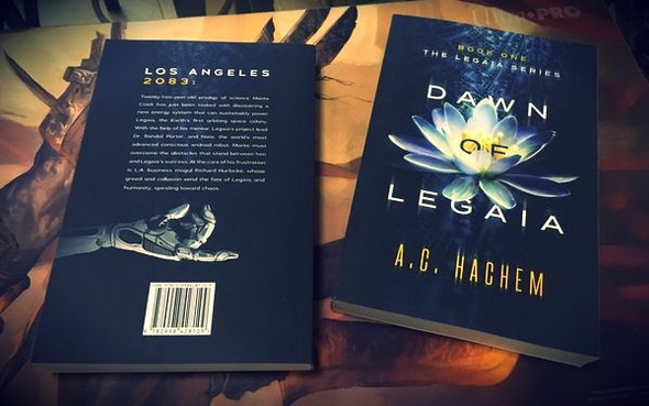 My First Two Weeks As A Science Fiction Author