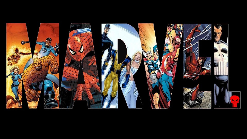 Spider-Man, Wolverine, Captain America, and other members of the Marvel Universe.