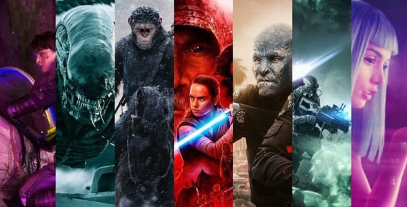 Top 7 Sci-Fi Films of 2017