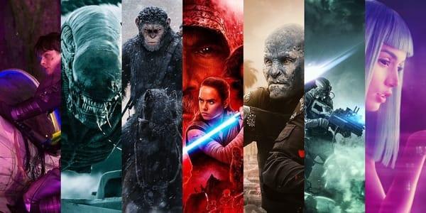 A.C. Hachem's favorite science fiction films of 2017.