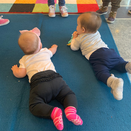 My Favorite Classes for Babies (0-1)
