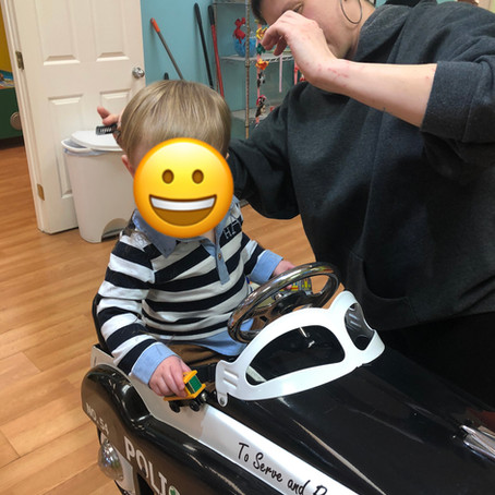 Where to Go for Children's Hair Cuts