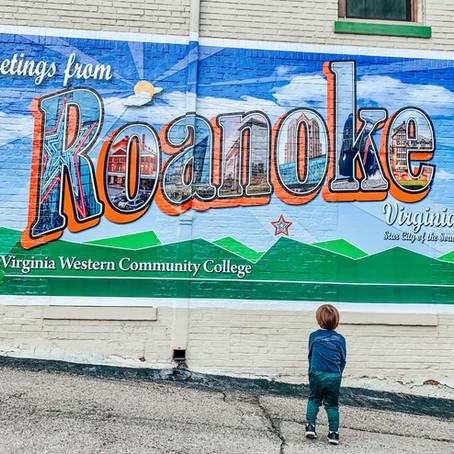 A Getaway Weekend in Roanoke, Virginia