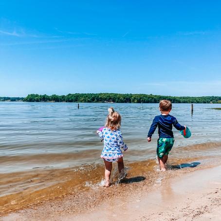 An Easy Beach Trip: 5 Beaches less than 2 hours from Richmond