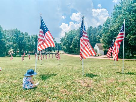 Fourth of July Celebrations around Richmond