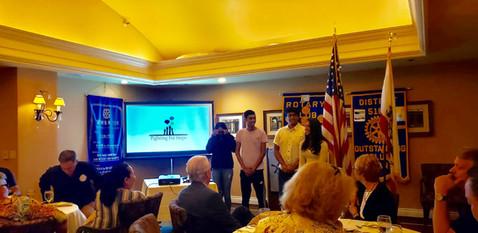 FFH Rotary Meeting