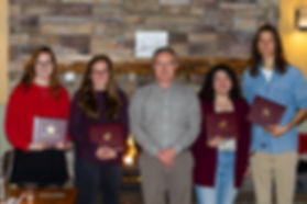 coffee scholarship winners Fall '18.jpg