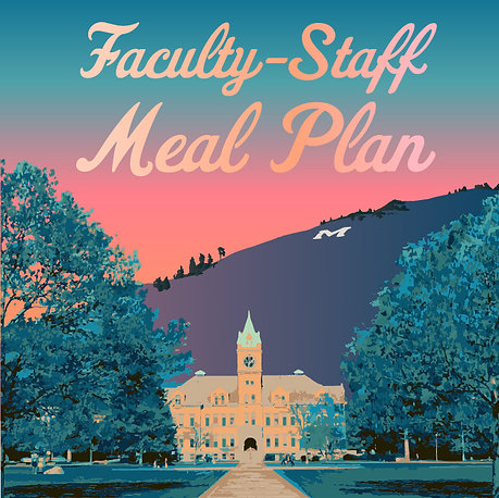 Faculty & Staff Meal Plan
