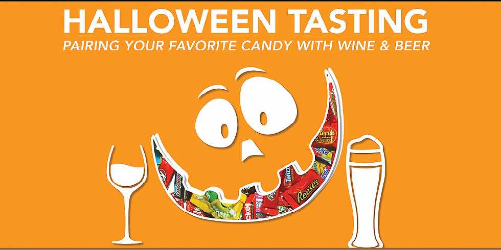 Halloween Candy and Wine Pairing