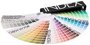Farbkarte NCS