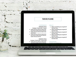 Resume Toolkit: Simple + Customizable