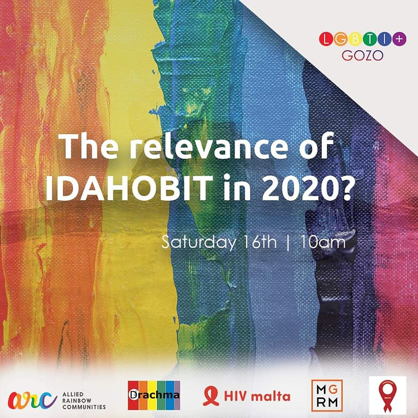 The relevance of IDAHOBIT in 2020