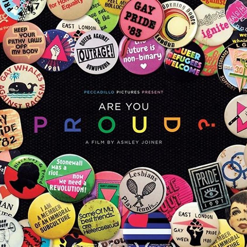 Are You Proud? Spazju Kreattiv Cinema 17 Sept and 27 Sept