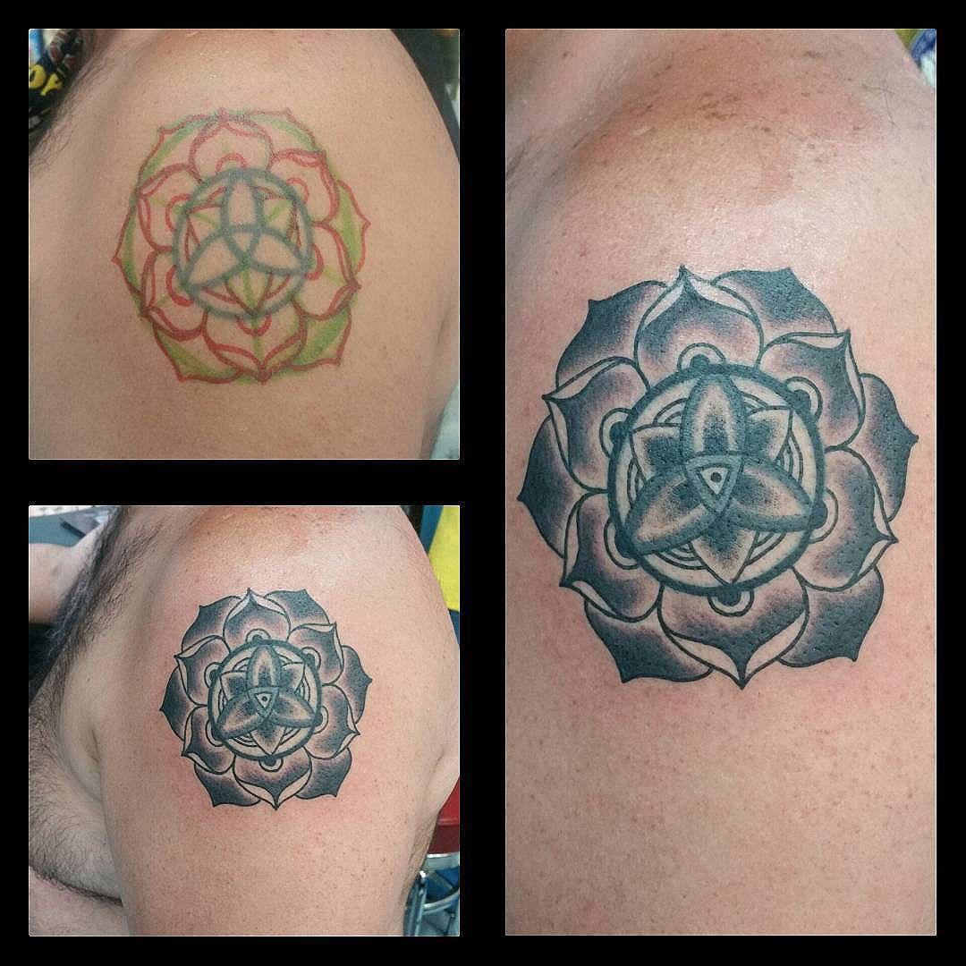 Ozzy Perez | Tattoos By Lou Kendall