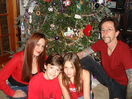 THE CAMERON FAMILY