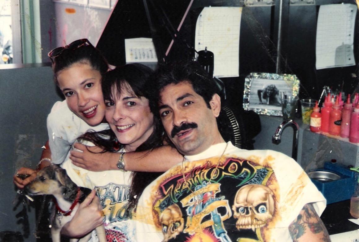 MICHELLE, SUZANNA FASTER, & LOU