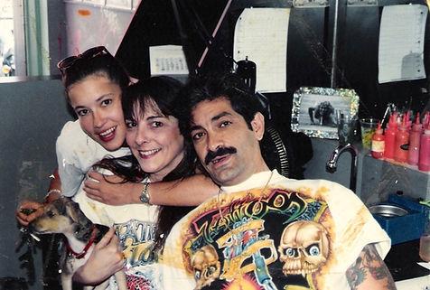 MICHELLE, SUZANNA FASUER, & LOU