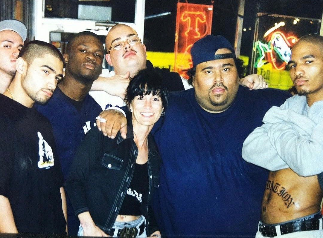 FAT JOE & CREW W/ CINDY STROEMPLE