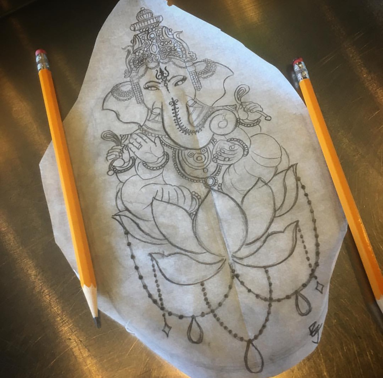 Brian Lanier | Tattoos By Lou South Beach