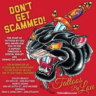 DON'T GET SCAMMED!