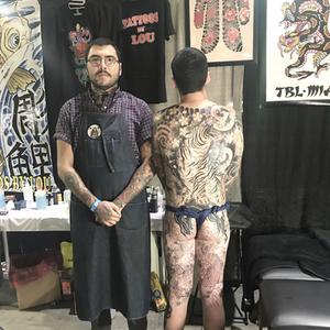 Legendary, Award Winning Tattoo Artist Troy Lane