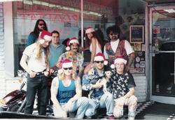 TATTOOS BY LOU SOUTH BEACH CHRISTMAS