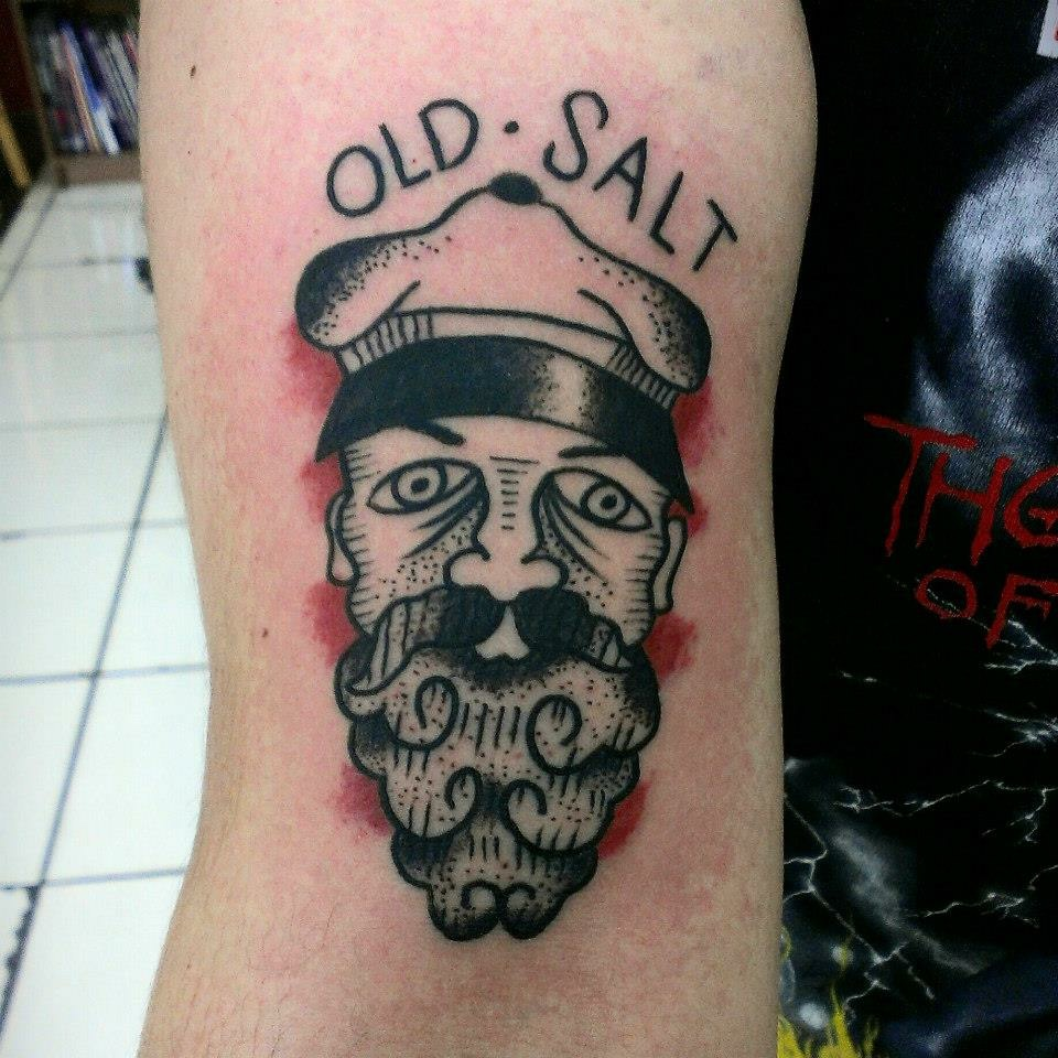 Rodrigo Rushka | Tattoos By Lou South Beach