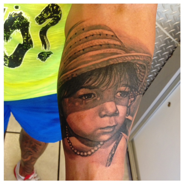 KiKi | Tattoos By Lou Kendall