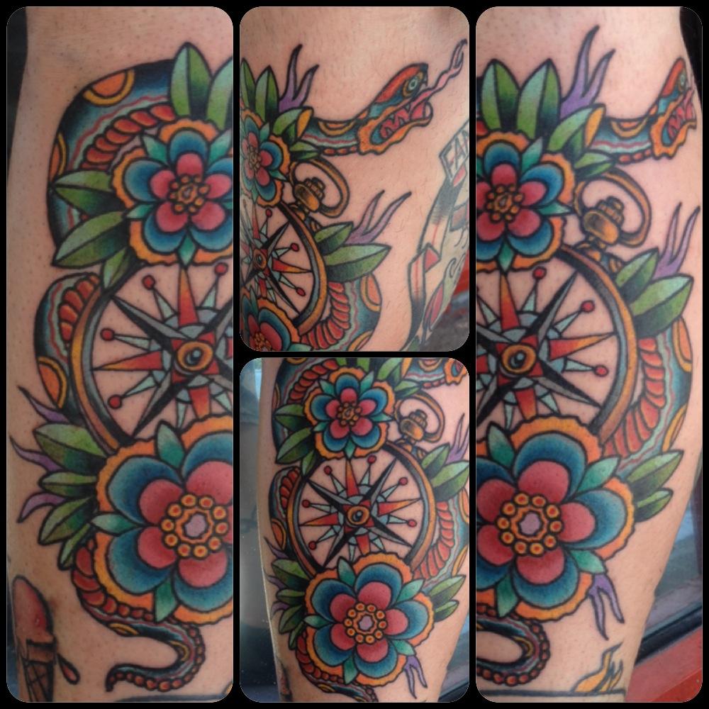 Ryan George | Tattoos By Lou Kendall