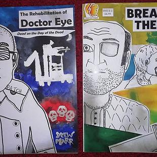 Book 1 (Issue 1& 2) of The Rehabilitatio