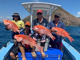 A successful day with Cooktown Barra Charters