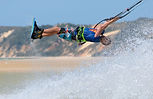 Cooktown is a growing centre for Kite Surfers