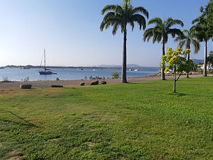 Cooktown's beautiful waterfront