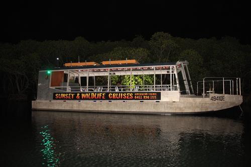 Endeavour Cruise