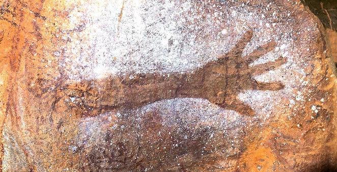 Rock Art in Laura