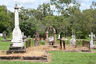 Stroll around the picturesque Cooktown Cemetry and take in more of our history