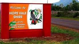 Hopevale home of Guugu Yimithirr people