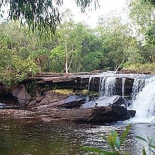 Endeavour River Falls, Cooktown