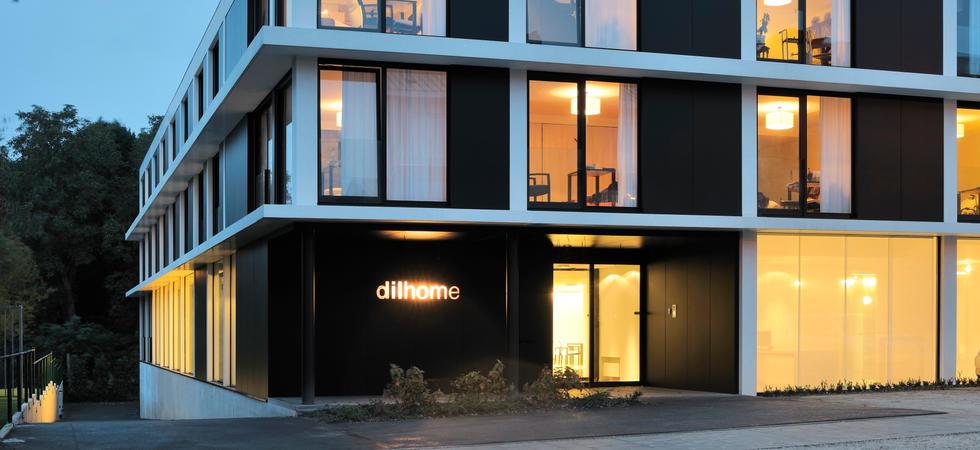 Orelia Dilhome hoofdingang