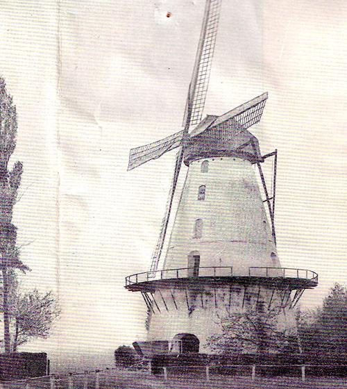 Begin jaren 1930
