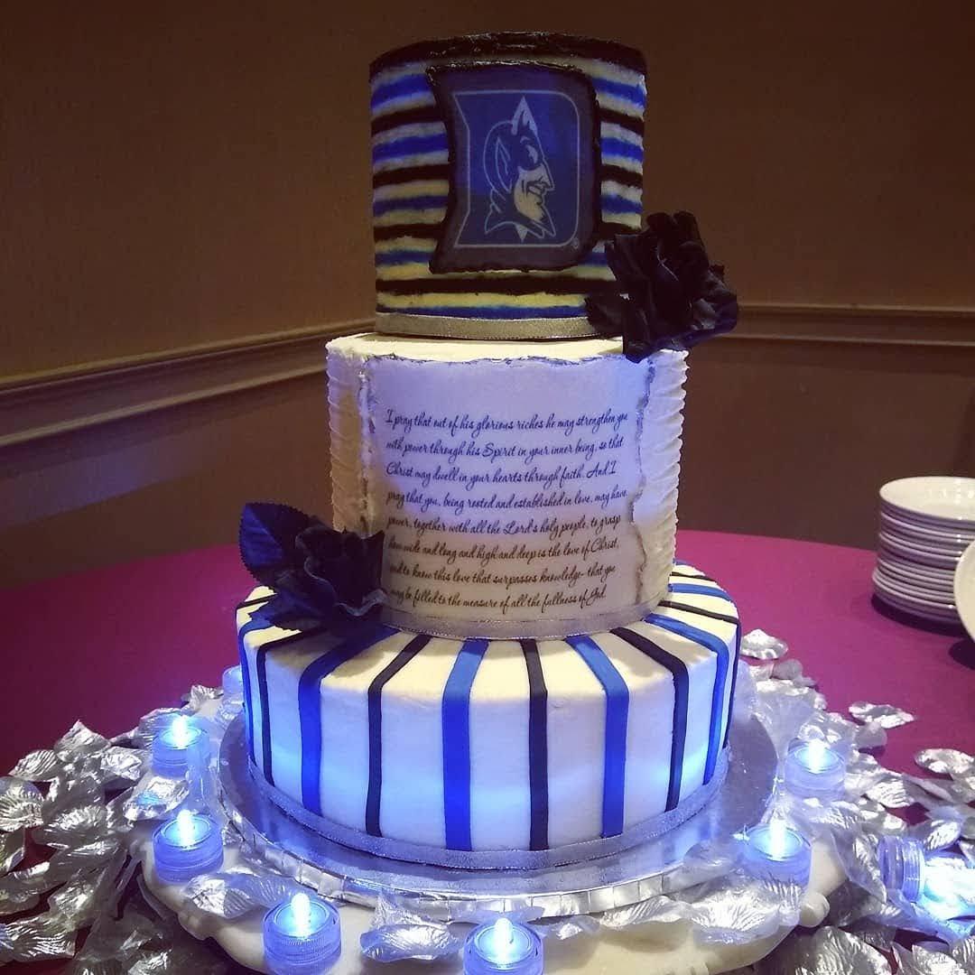 3 Tier Pastoral Anniversary Cake