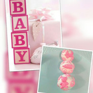 👶Baby Shower Cakepoppers
