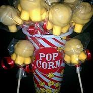 Popcorn Cakepops