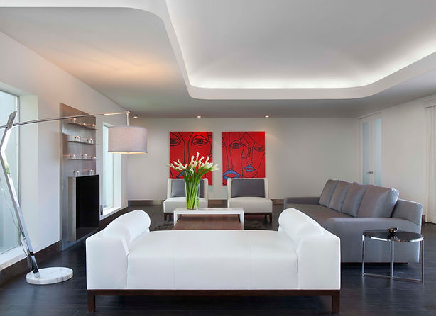 Arcadia-Contemporary-Style-Architecture-Interior-Great-Room-Fireplace-Stainless-Steel-Soff